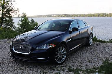 Jaguar XJL 2015 в Тернополе