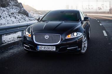 Jaguar XJL 2011 в Запорожье