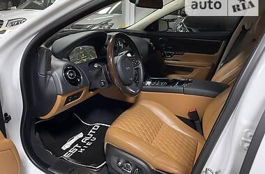 Седан Jaguar XJL 2018 в Киеве