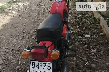 Jawa (Ява)-cz 638 1982 в Калуше