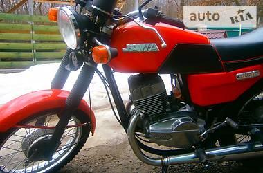 Jawa (ЯВА) 350 1987 в Болехове