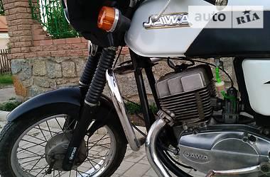 Jawa (ЯВА) 350 1990 в Умані