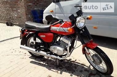 Jawa (ЯВА) 350 1987 в Знаменке