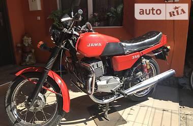 Jawa (ЯВА) 350 1990 в Виноградові