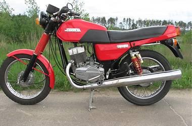 Jawa (ЯВА) 350 1985 в Остроге