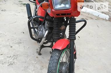 Jawa (ЯВА) 350 1986 в Чаплинке