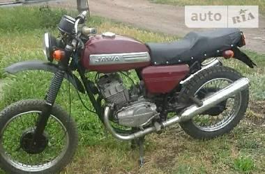 Jawa (ЯВА) 350 1985 в Славянске
