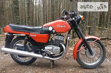 Jawa (ЯВА) 350 1990 в Чернигове