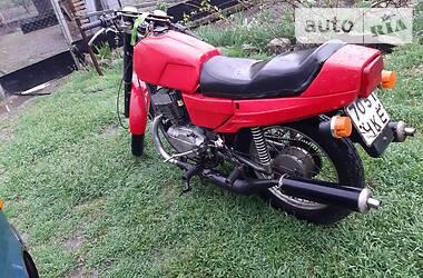 Jawa (ЯВА) 350 1986 в Кропивницком
