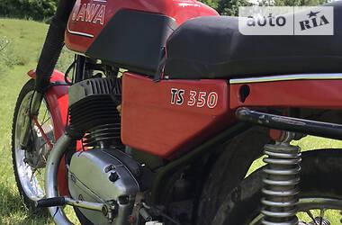 Jawa (ЯВА) 350 1989 в Лановцах