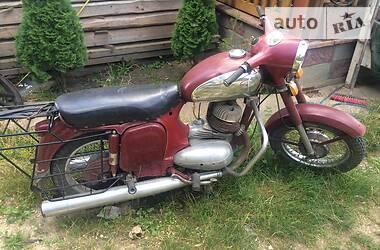 Jawa (ЯВА) 350 1976 в Збараже