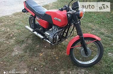 Jawa (ЯВА) 350 1988 в Лубнах