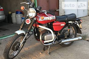 Jawa (ЯВА) 350 1981 в Южноукраинске