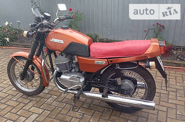 Jawa (ЯВА) 350 1985 в Обухове