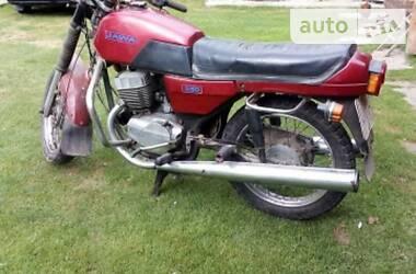 Jawa (ЯВА) 350 1989 в Николаеве