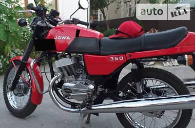 Jawa (ЯВА) 350 1989 в Ивано-Франковске