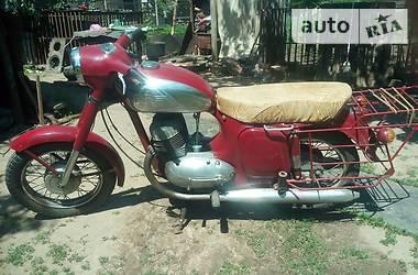 Jawa (ЯВА) 360 1967 в Каневе
