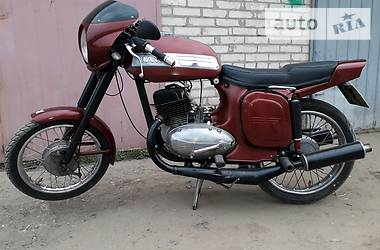 Jawa (ЯВА) 360 1967 в Луцке