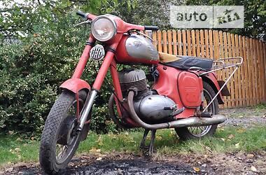 Мотоцикл Классик Jawa (ЯВА) 360 1976 в Нововолынске