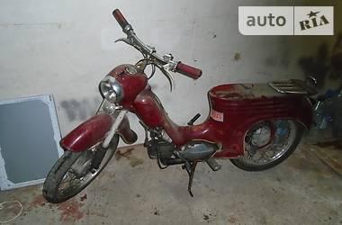Jawa (ЯВА) 50 1962 в Запорожье