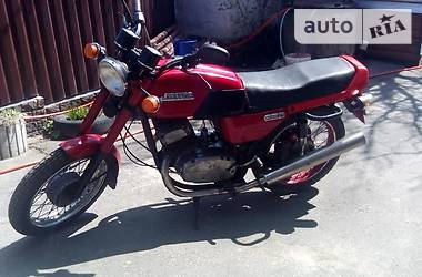 Jawa (ЯВА) 634  1988