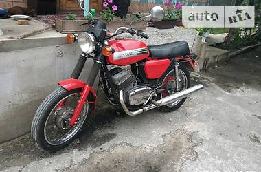 Jawa (ЯВА) 634 1978 в Изяславе