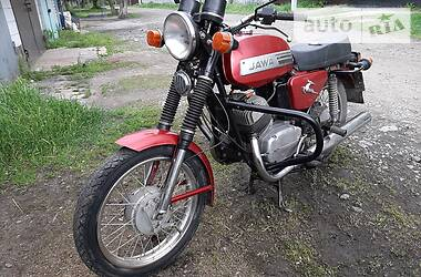 Jawa (ЯВА) 634 1980 в Терновке
