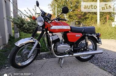 Jawa (ЯВА) 634 1984 в Мукачево