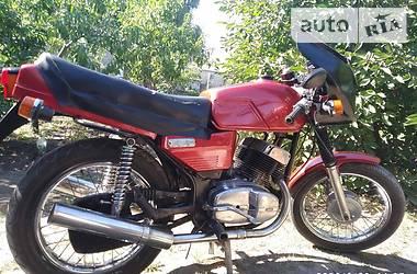 Jawa (ЯВА) 634 1981 в Славянске