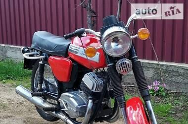 Jawa (ЯВА) 634 1975 в Березному