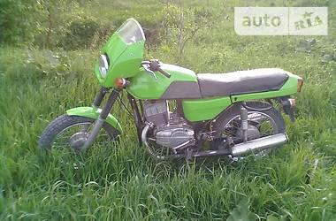 Jawa (ЯВА) 638 1991 в Тернополе