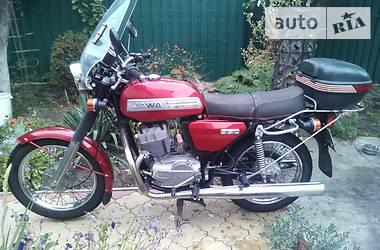 Jawa (ЯВА) 638 1986 в Кропивницком