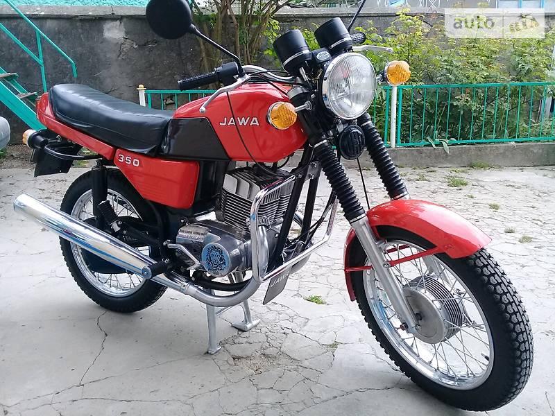 Jawa (ЯВА) 638 1987 в Каменец-Подольском