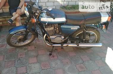 Jawa (ЯВА) 638 1986 в Пулинах