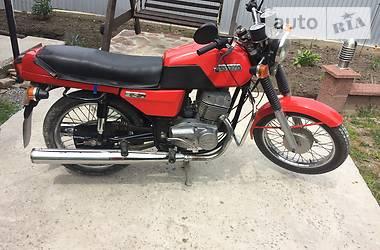 Jawa (ЯВА) 638 1986 в Тернополе