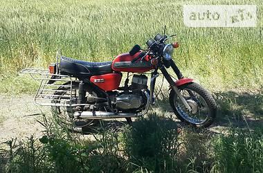 Jawa (ЯВА) 638 1987 в Никополе