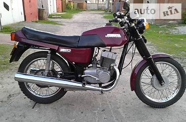Jawa (ЯВА) 638 1987 в Шостке