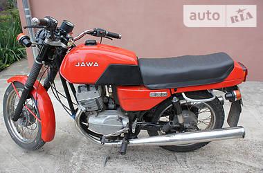 Jawa (ЯВА) 638 1986 в Полонном