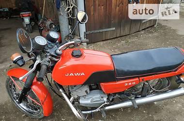 Jawa (ЯВА) 638 1990 в Коломые