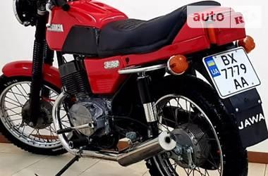 Jawa (ЯВА) 638 1988 в Шепетовке