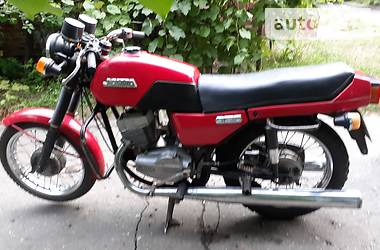 Jawa (ЯВА) 638 1987 в Сумах