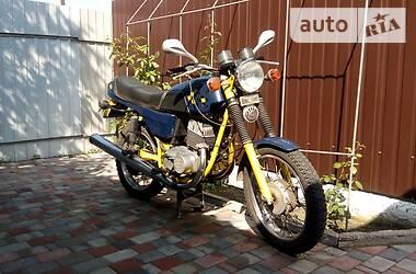 Jawa (ЯВА) 638 1989 в Корюковке