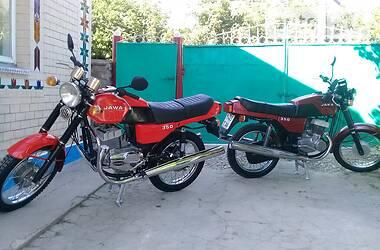 Jawa (ЯВА) 638 1989 в Каменец-Подольском