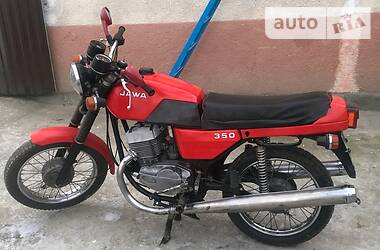 Jawa (ЯВА) 638 1989 в Чорткове