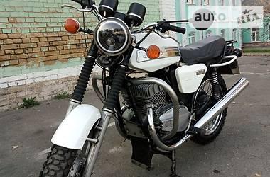Jawa (ЯВА) 638 1984 в Ровно