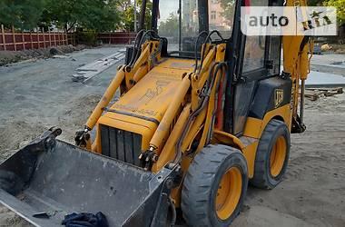Міні-вантажник JCB 1CX 2002 в Херсоні