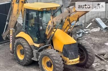 Экскаватор погрузчик JCB 4CX 2008 в Киеве