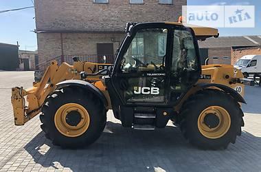 JCB 531-70 2013 в Звенигородці