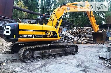 JCB JS 220 2007 в Черняхове