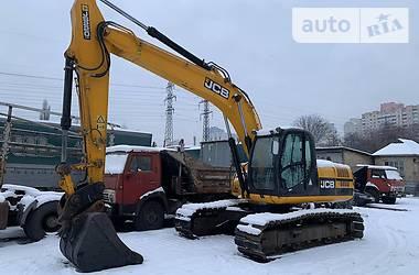Гусеничный экскаватор JCB JS 220 2010 в Киеве